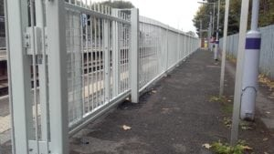 JBC Vertical bar railings
