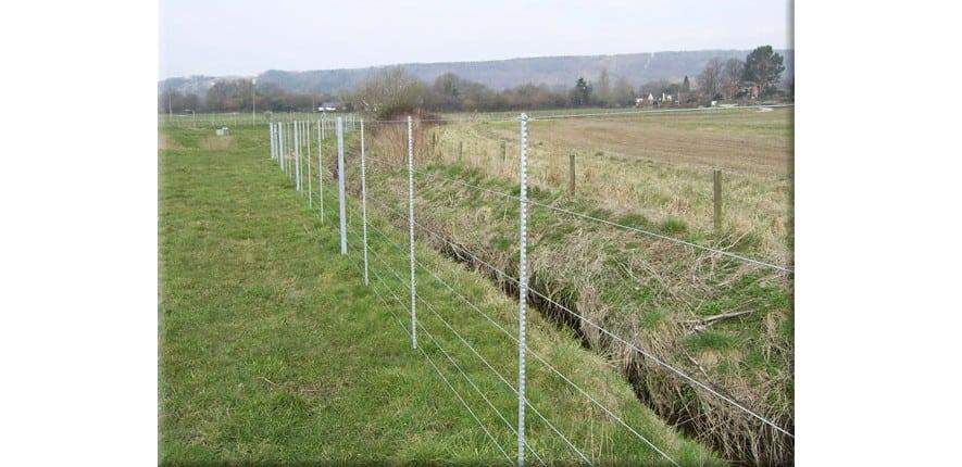 Dropper Fencing