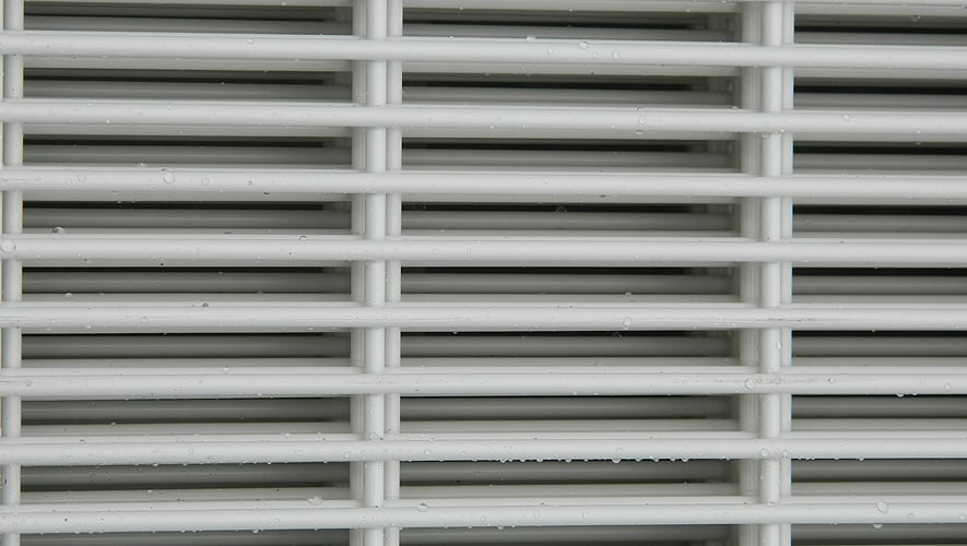 Corrie 358 Mesh Panel Fence System