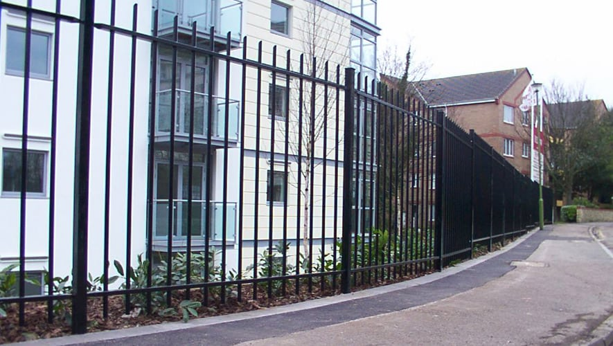 Boundary Railings Manufacturers And Suppliers