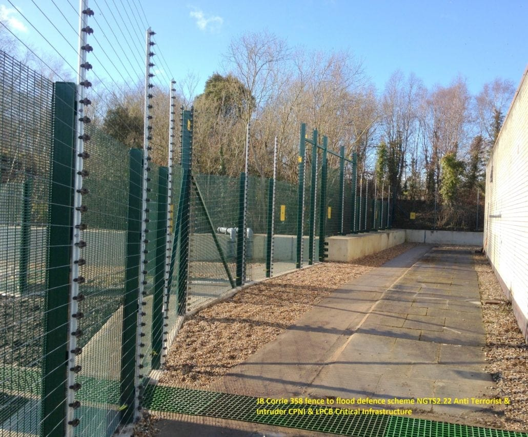 High Security Fences To National Flood Defence Schemes Gallery