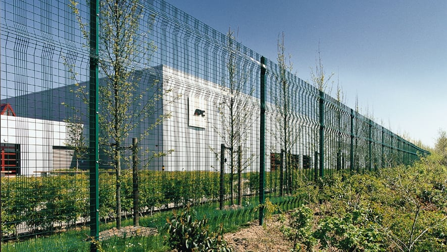 Corrie Paladin Fx Mesh Panel Fence System