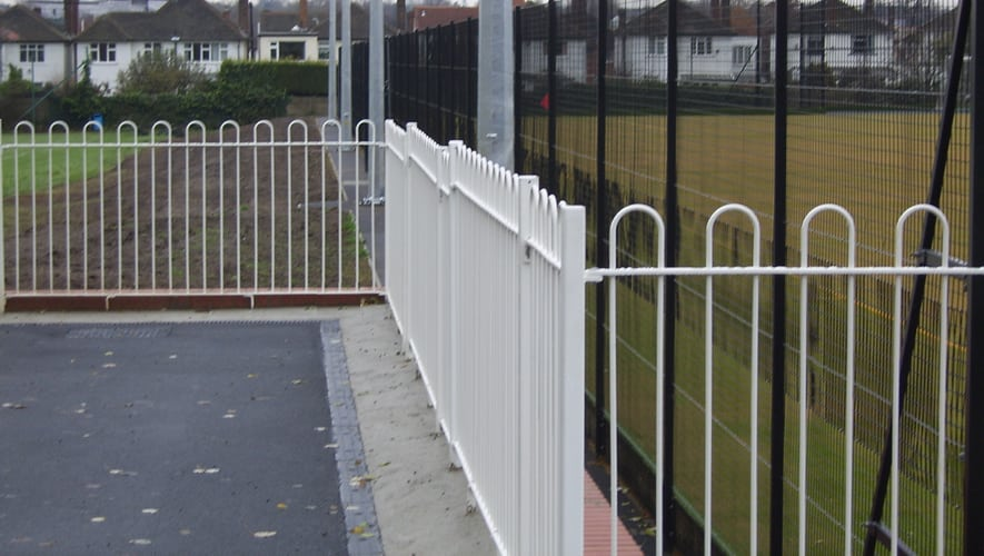 Bow Top Railing Posts 50mm x 50mm x 1800mm Box Section Posts